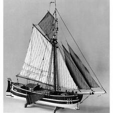 Bauplan Eiderschnigge Modellbauplan Schiffsmodell Frachtschiff