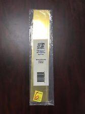 """K&S Engineering 8239 Brass Strip .025 X 2"""" X 12"""" (1 Piece)"""