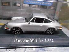 Porsche 911 S Coupe F modèle argent 1972 IXO ALTAYA Prix Spécial 1:43