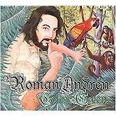 Andren,Roman - Color Green - CD