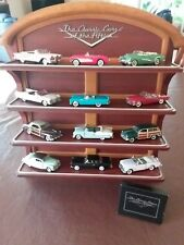 Franklin Mint Precision Models Classic Cars of the Fifties 1:43 scale