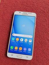 "Samsung Galaxy J7 SM-J710f 5.5"" Unlocked 16GB 13MP DualSim *Frame Slightly Bent*"