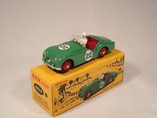 DAN TOYS Triumph TR2 Compétition #22  Vert  (Ed.Lim.250 Ex.)