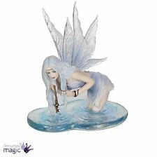 Nemesis Now Fishing for Riddles Selina Fenech Water Fairy Figurine Ornament Gift