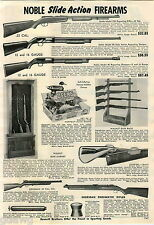 1956 ADVERT Deeks Perfect Duck Decoy Self Inflating Rubber Store Display Box