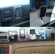Auto KFZ Anti Rutsch Matte Pad Handy Smartphone Navi Halterung Schwarz 5 PCS Neu