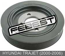 Crankshaft Pulley Engine For Hyundai Trajet (2000-2006)