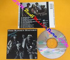 CD THE KINSEY REPORT Midnight Drive 1989 Uk ALLIGATOR RECORD  no lp mc dvd (CS3)