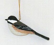 Songbird Essentials Chickadee Bird Christmas Tree Ornament