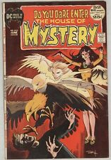 House of Mystery #203 June 1972 VG 52 PG Giant, Russ Heath Cover, 1PG Wrightson