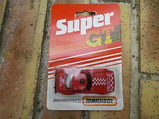 MATCHBOX SUPERFAST SUPER GT FIRE RESCUE état neuf blister jamais ouvert