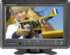 "Renkforce t 701b monitor lcd da auto 17.8cm 7"""