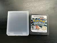 Pokemon Platinum Version Nintendo DS cartridge only Brand New USA Shipping