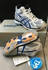 FW17 ASICS FIPAV ITALIA PALLAVOLO SCARPE JR 32.5 GEL BEYOND MT SHOES C231N-0142