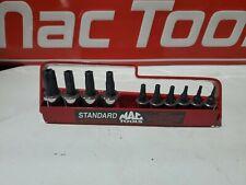 "MAC TOOLS 1/4"" AND 3/8"" DRIVE TAMPER-RESISTANT TORX® DRIVER SET ST11HT"