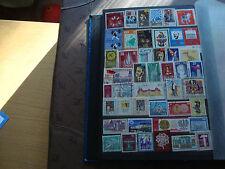 ALLEMAGNE - 42 timbres obliteres (tout etat) stamp germany