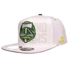 67f3e1e4ce4 MLS Portland Timbers Adidas Authentic Team Snapback Adjustable Fit Hat
