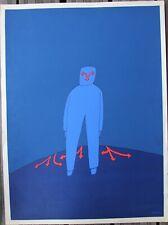 Jean-Michel FOLON - Sérigraphie signée épr artiste serigraph Marquet
