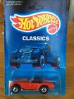 Mattel Hot Wheels Classics Red Classic Cobra 2535 Unopened 1986