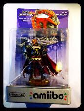 "Ganondorf ""Zelda"" Super Smash Bros Collection Figurine Interactive Amiibo Wii U"