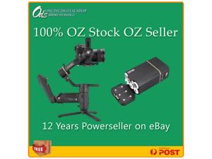 Zhiyun Crane 3S 3 Axis Cinecamera/ DSLR gimbal + PowerPlus Battery Unit
