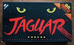 Atari Jaguar Power Kit Console - Brand New Factory Sealed