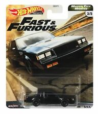 Hot Wheels Buick Grand National Gnx Fast and Furious Gbw75-956G 1/64