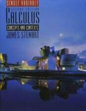 Single Variable Calculus: Concepts and Contexts (with CD-ROM) HS Text book