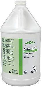 Dechra DermAllay Oatmeal Shampoo for Pets Gallon