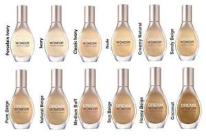 Maybelline Dream Wonder Fluid-Touch Foundation Choose Your Shade