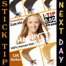 """16""""18"""" 20"""" 22"""" 0.6g Pre Bonded Stick Tip I Tip 100% Remy Human Hair Extensions"""