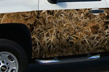 """Six 24""""x60"""" Hunter's Camo Accent Stripes. Camouflage Graphic Wrap kit set decal"""