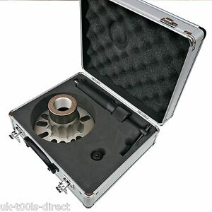 Wheel Hub Press Puller Hydraulic 10 Ton 4 & 5 Bolt VW Audi Vag Peugeot Citroen