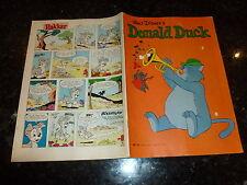 DONALD DUCK - NO 12 - Date 1973 - Dutch Walt Disney Comic (In Dutch)