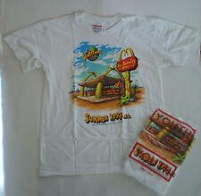 McDonalds RocDonald's, The Flinstones youth t-shirt