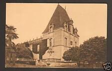 BOURG CHARENTE 16: CHATEAU Propriété MARNIER LAPOSTOLLE