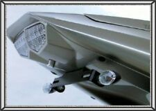 2006 - 2009 Yamaha YZF-R6S TARGA Fender Eliminator + Signals + LED Tag Light
