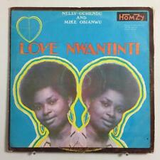 NELLY UCHENDU  love nwantinti  FUNKY AFRO GROOVES HIGHLIFE  VG++