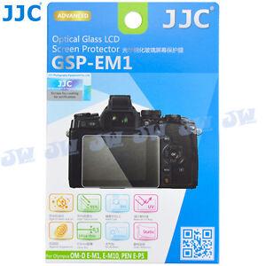 Optical Tempered Glass Screen Protector for OLYMPUS E-M1 Mark III II E-M1X E-PL8