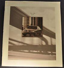 1996 Oldsmobile LSS Catalog Sales Brochure Excellent Original 96