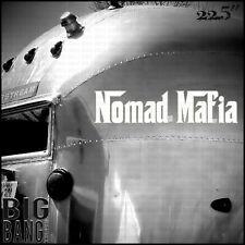 NOMAD MAFIA Decal Sticker Camper Travel Trailer Truck Rv Diesel Pusher Motorhome