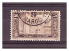 MAROC .     N° 75   .50 c     OBLITERE   . SUPERBE