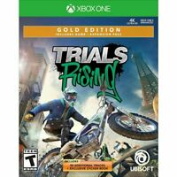 Trials Rising - Gold Edition (Xbox One XB1 2019) BRAND NEW SEALED