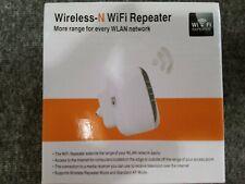 Wireless-N WiFi Repeater New In Box