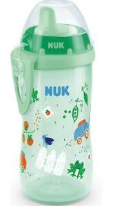NUK First Choice Kiddy Cup Trinklernbecher Kinder Trinkflasche 300 ml | BPA-frei