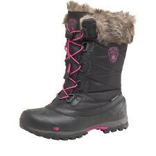 Karrimor Para Mujeres Botas de nieve, Karrimor Alaska Botas De Nieve-resistente al agua-Negro 3-9