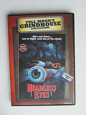 HEADLESS EYES(1971)(DVD) CHARLES BAND (FULL MOON'S GRINDHOUSE COLLECTION)