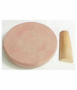 Chandan Stick with Chandan rubbing Stone chakla