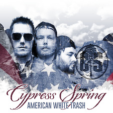 CYPRESS SPRING AMERICAN WHITE TRASH CD NEW Fast FREE Shipping!