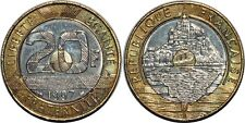 20 FRANCS MONT SAINT MICHEL 1997 F.403